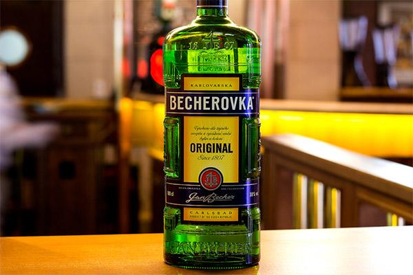 Как правильно пить бехеровку