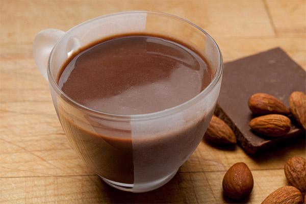 Как правильно пить горячий шоколад