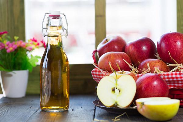 Как выбрать и хранить яблочный уксус