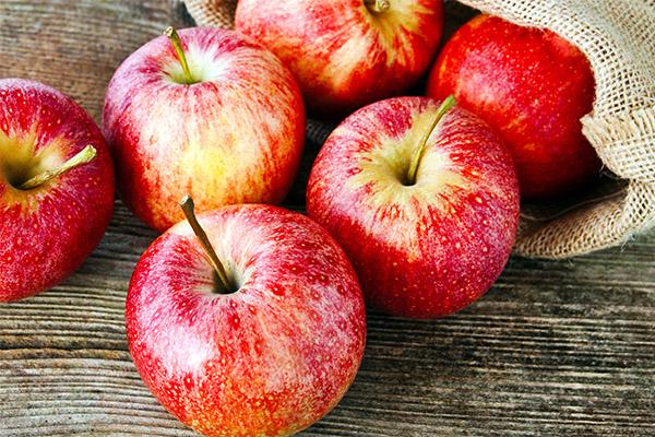 Как выбрать и хранить яблоки
