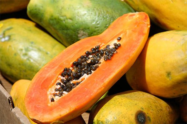 Как выбрать и хранить папайю
