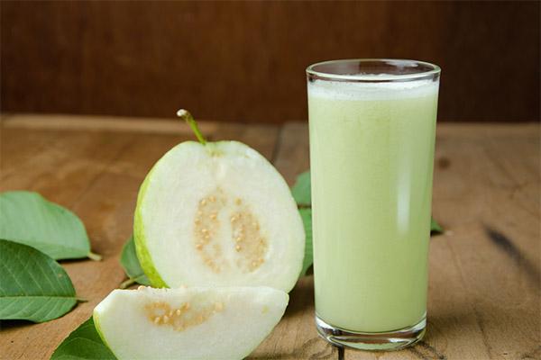 Полезен ли сок из гуавы