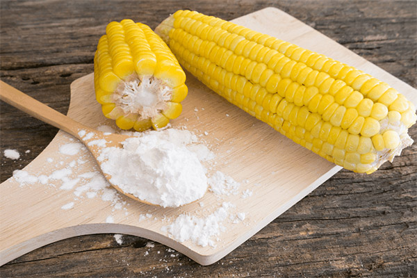 Польза и вред кукурузного крахмала