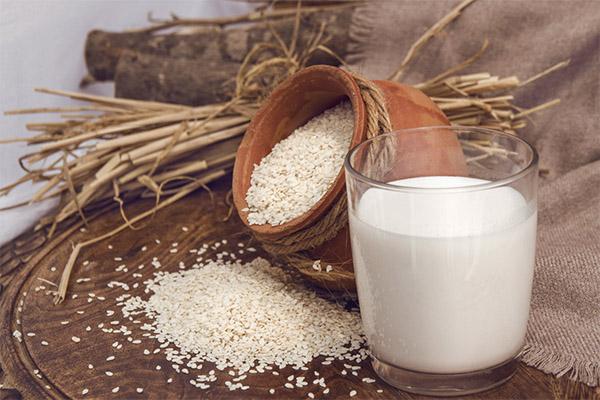 Польза и вред кунжутного молока