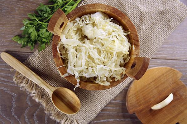 Польза и вред квашеной капусты