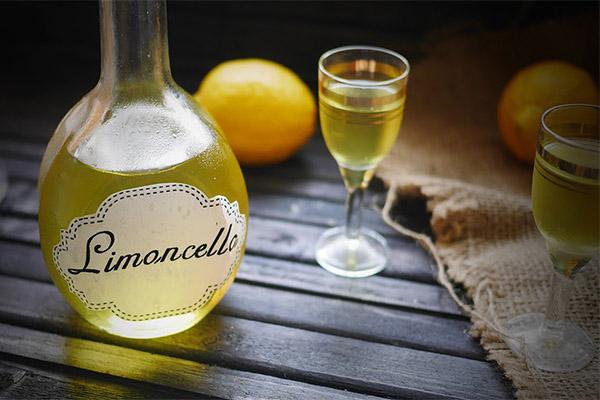 Польза и вред ликера лимончелло