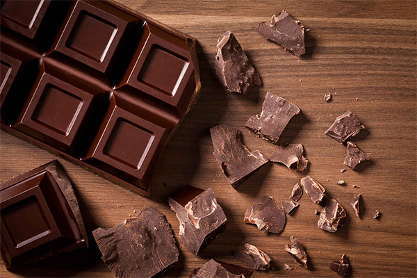 Польза и вред темного шоколада
