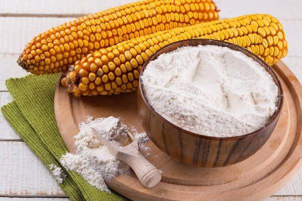 Применение кукурузного крахмала в народной медицине