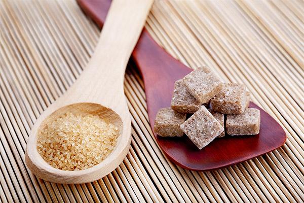 Применение тростникового сахара в косметологии