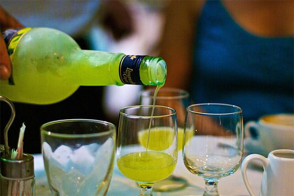 Рецепты коктейлей с лимончелло