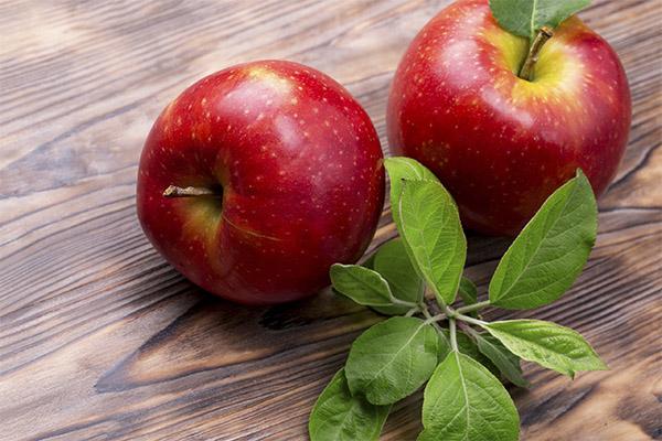 Рецепты народной медицины на основе яблок
