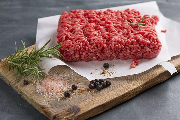 Срок хранения размороженного мяса и фарша