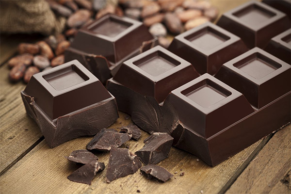Темный шоколад в медицине