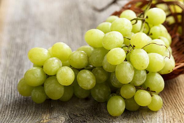 Виноград в косметологи