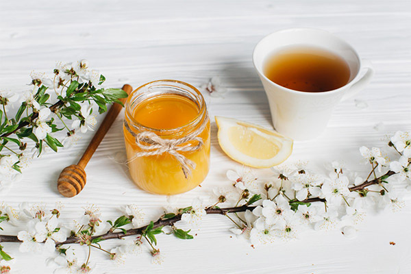 Чай с медом в медицине