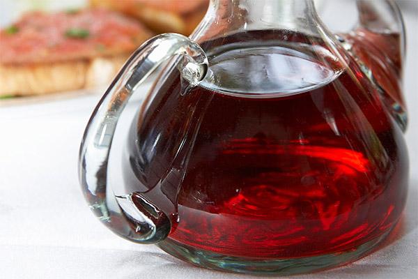 Чем полезен винный уксус