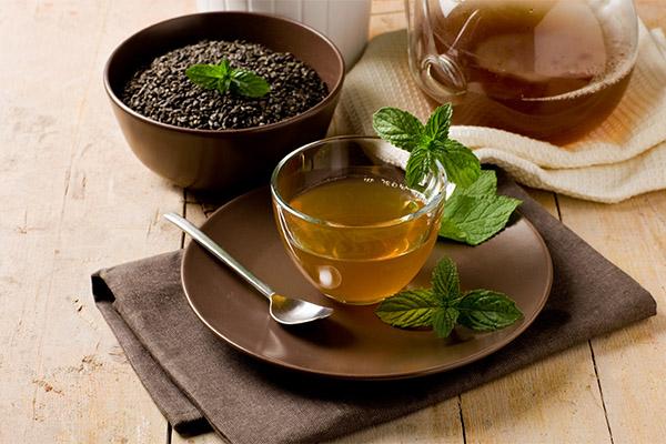 Как правильно заварить мятный чай