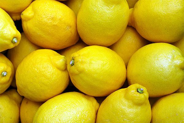 Как выбрать лимон для чая