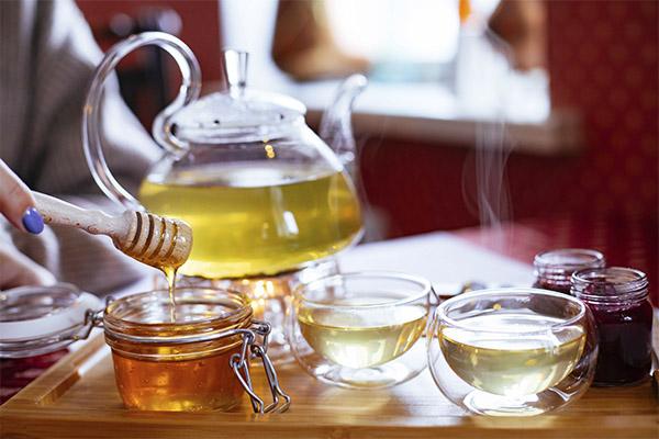 Как заваривать и пить медовый чай