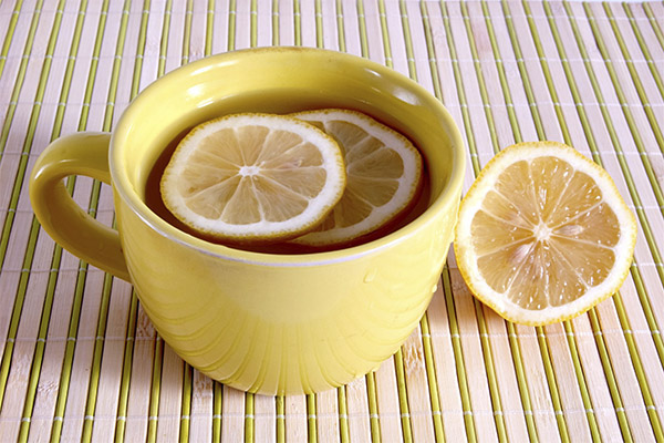 Лимонный чай в медицине
