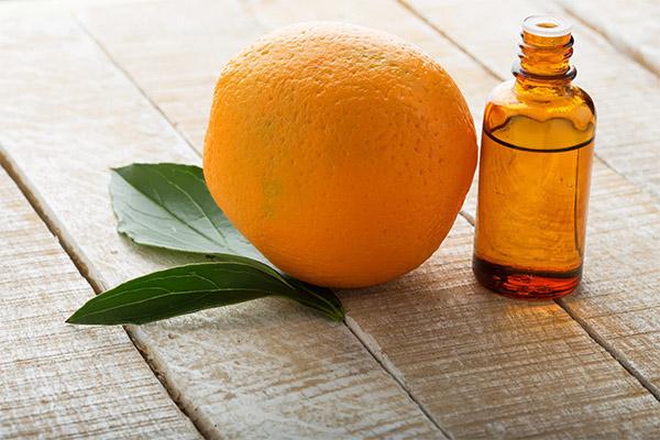 Масло красного апельсина