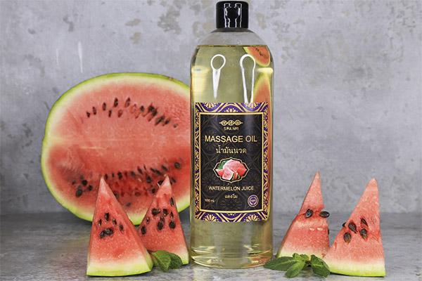 Польза масла из арбузных семечек
