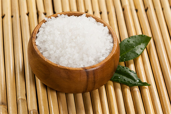 Применение йодированной соли в косметологии