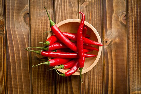 Применение красного перца в кулинарии