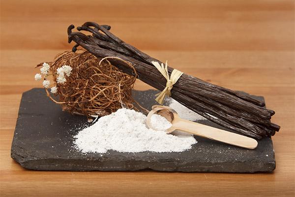 Применение ванилина в кулинарии