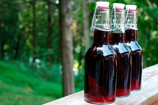 Применение винного уксуса в народной медицине