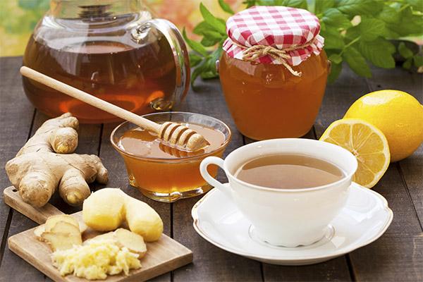 С чем сочетается медовый чай