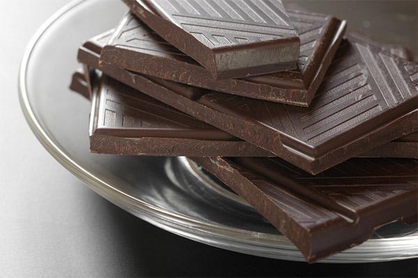 Сколько горького шоколада можно съесть в день