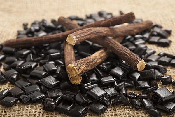 Лакричные конфеты при похудении