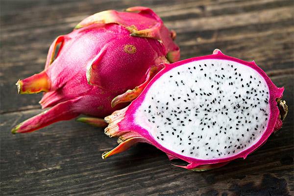 Применение фрукта питахайи