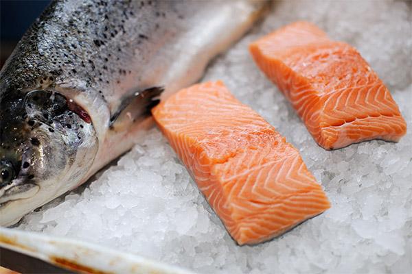 Чем полезен лосось