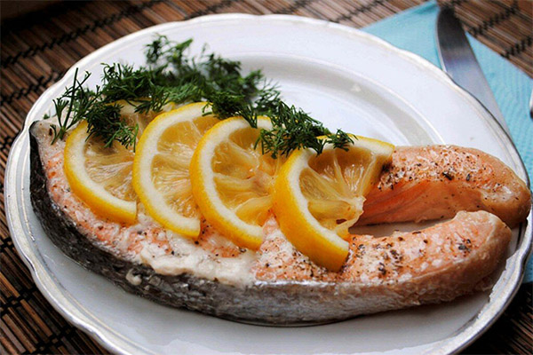 Как вкусно приготовить лосось