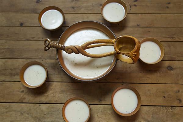 Какие молочные продукты можно, а какие нельзя употреблять при гастрите