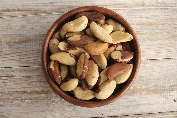 Какие орехи можно, а какие нельзя употреблять при гастрите