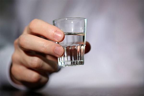 Можно ли пить водку каждый день