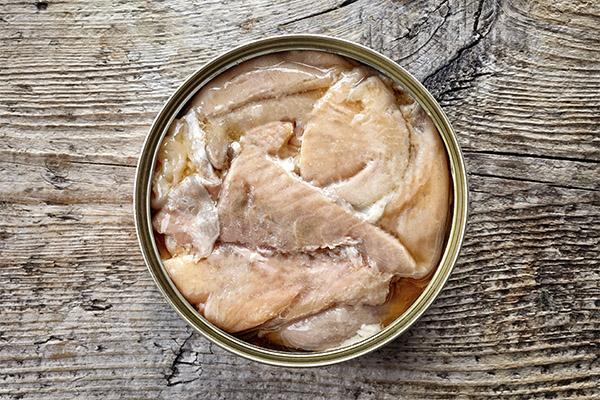 Польза консервированного лосося