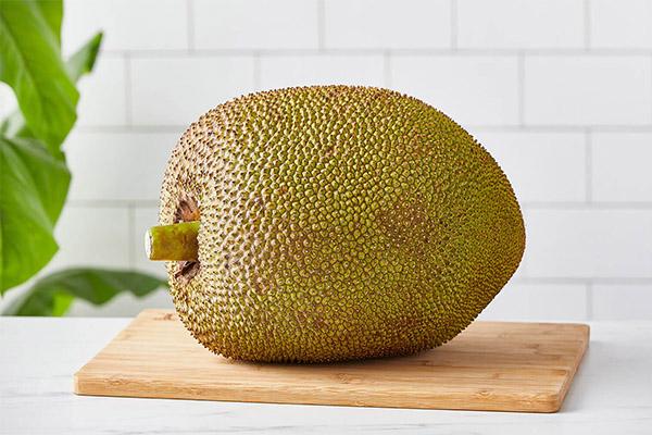 Что можно приготовить из джекфрута
