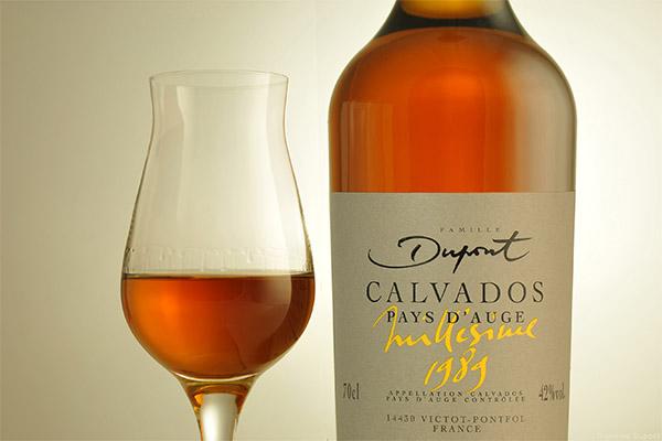 Как правильно пить кальвадос
