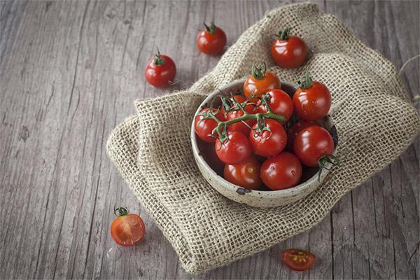 Чем полезны помидоры черри
