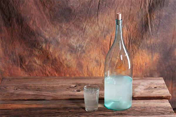 Как правильно пить самогон