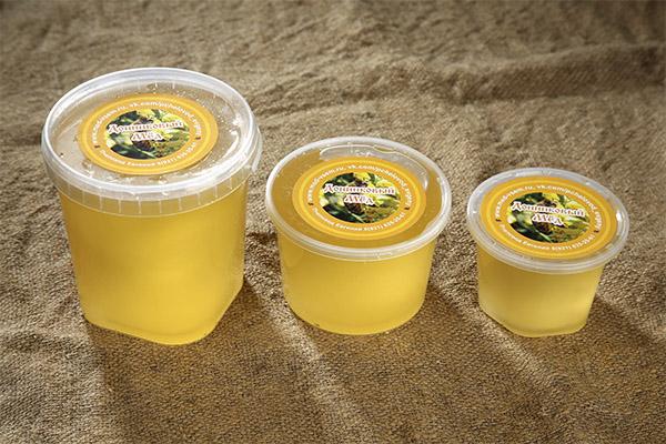 Как выбрать и хранить донниковый мед
