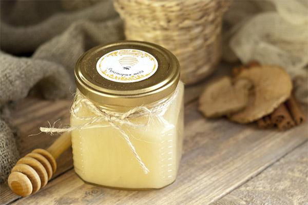 Применение меда из донника в народной медицине