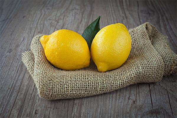 Как лимон влияет на организм человека