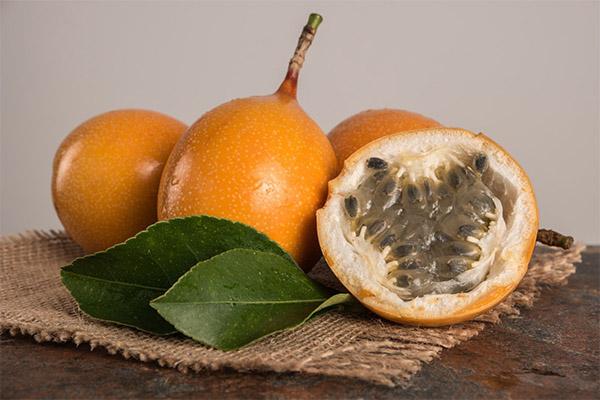 Польза и вред фрукта гранадилла