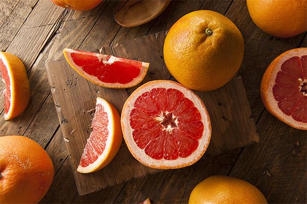Интересные факты о грейпфруте