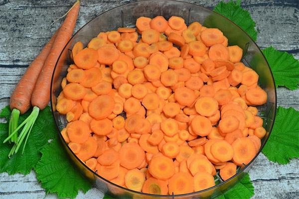 Как правильно сушить морковь